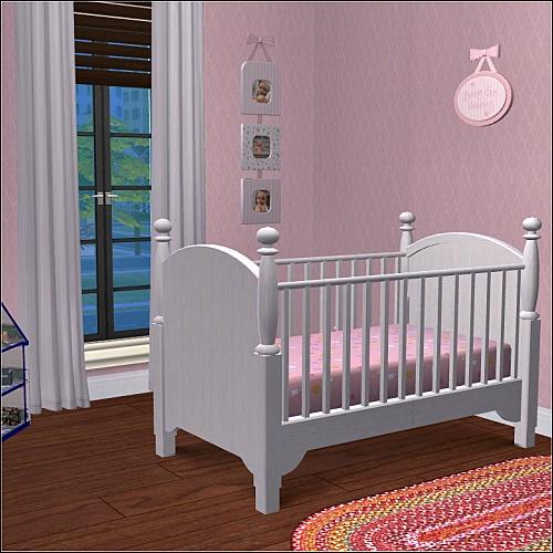 Mod The Sims Wcif Nursery Set
